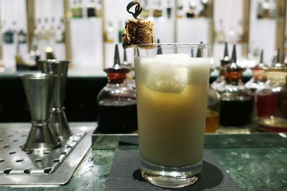 The Koji Hardshake from Dandelyan in London