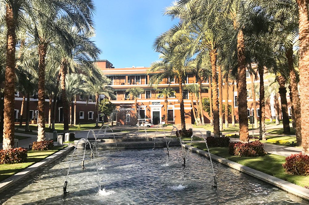 Sofitel Legend Old Cataract Aswan  - Photo by Hideaway Report editor