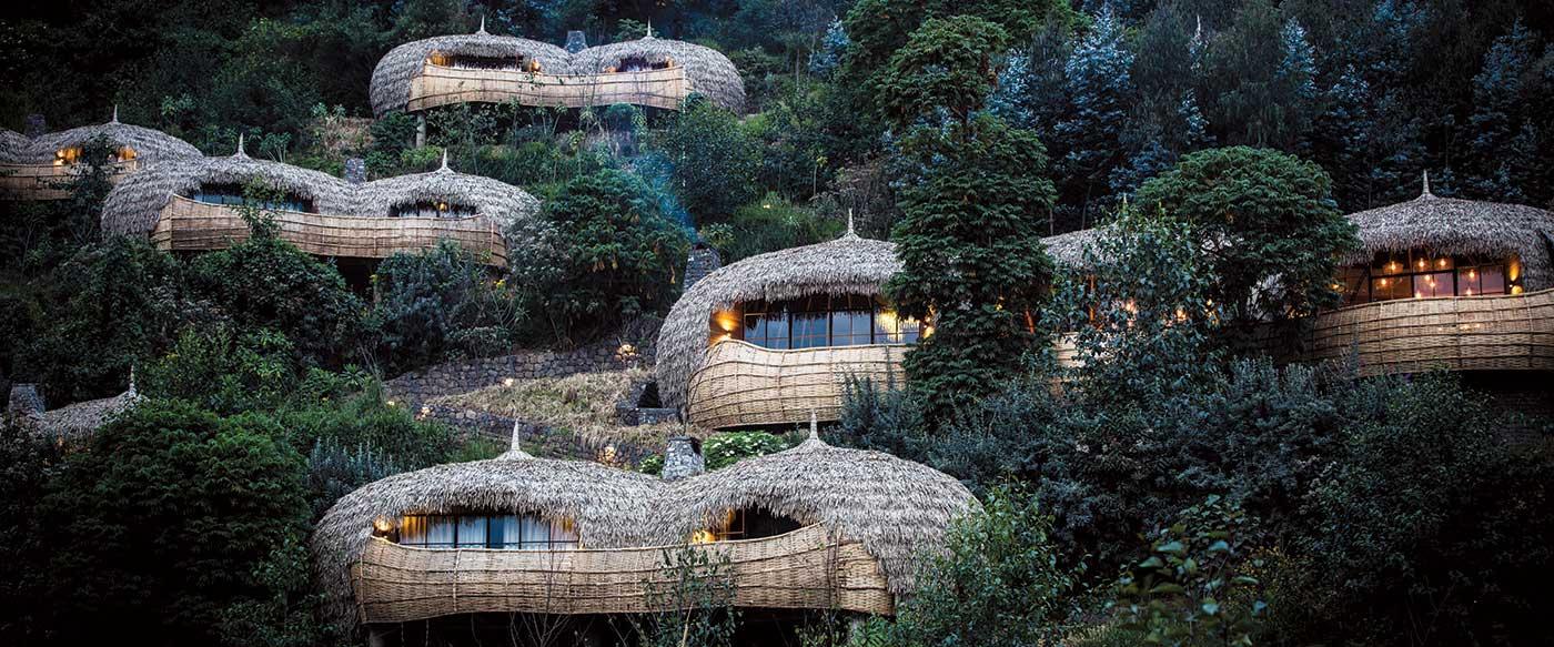 Villas at Bisate Lodge
