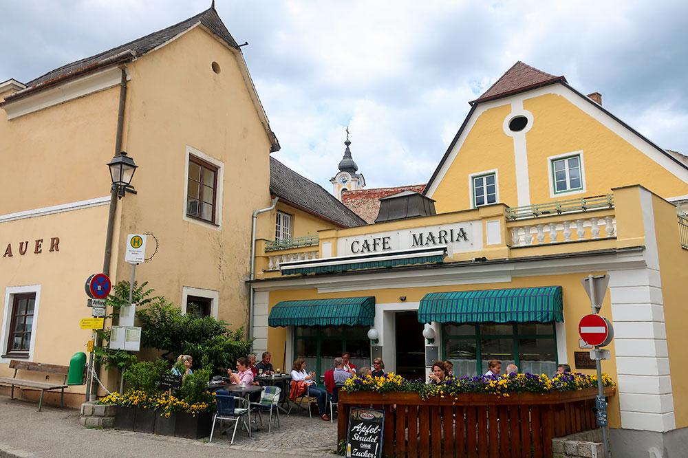 Cafe Maria in Mautern