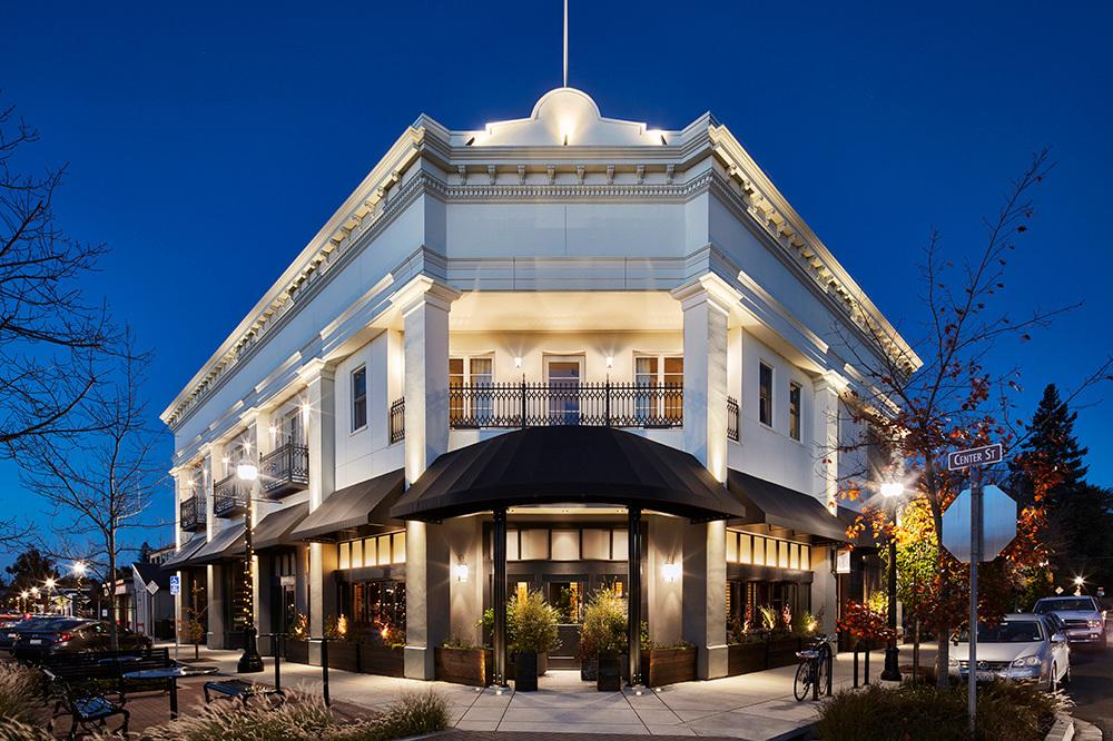 Singlethread Inn in Healdsburg, California