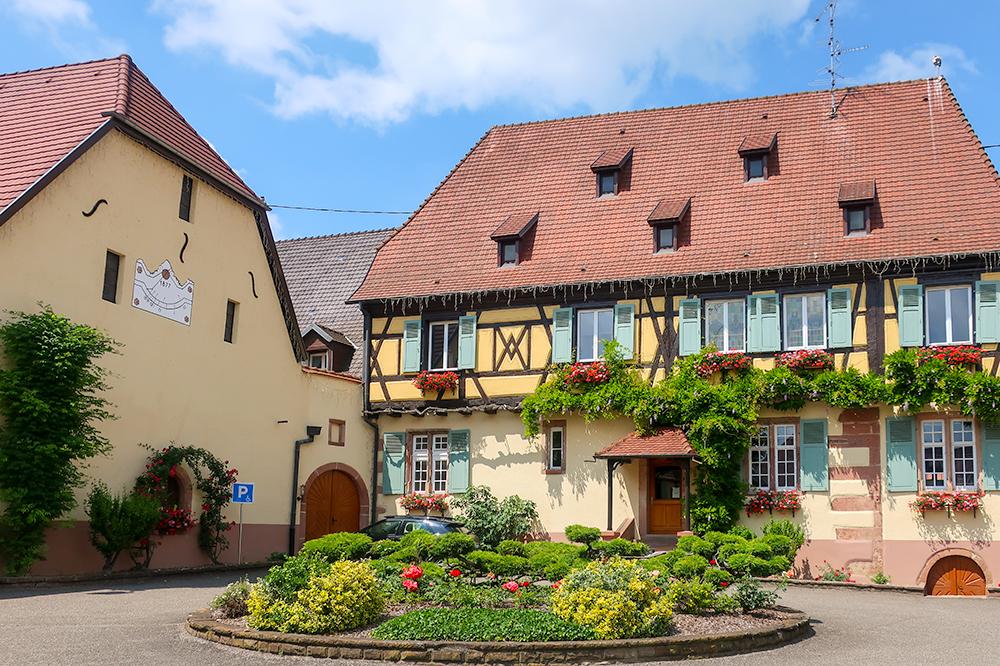 Maison Pierre Sparr in Beblenheim