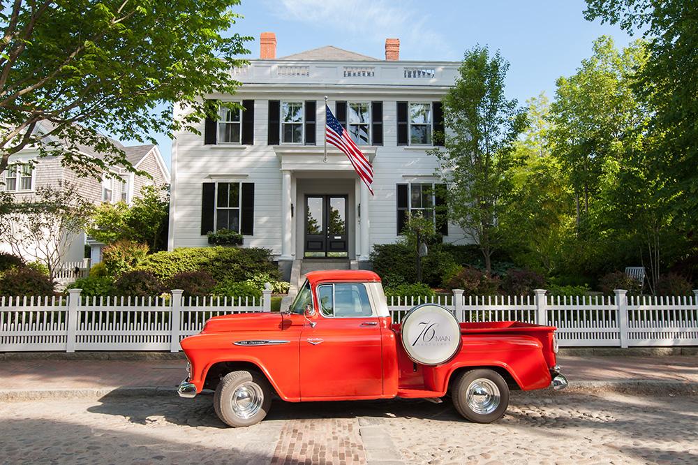 76 Main in Nantucket, Massachusetts