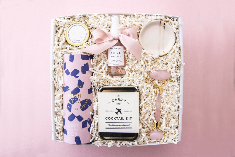 Teak & Twine Gift Box