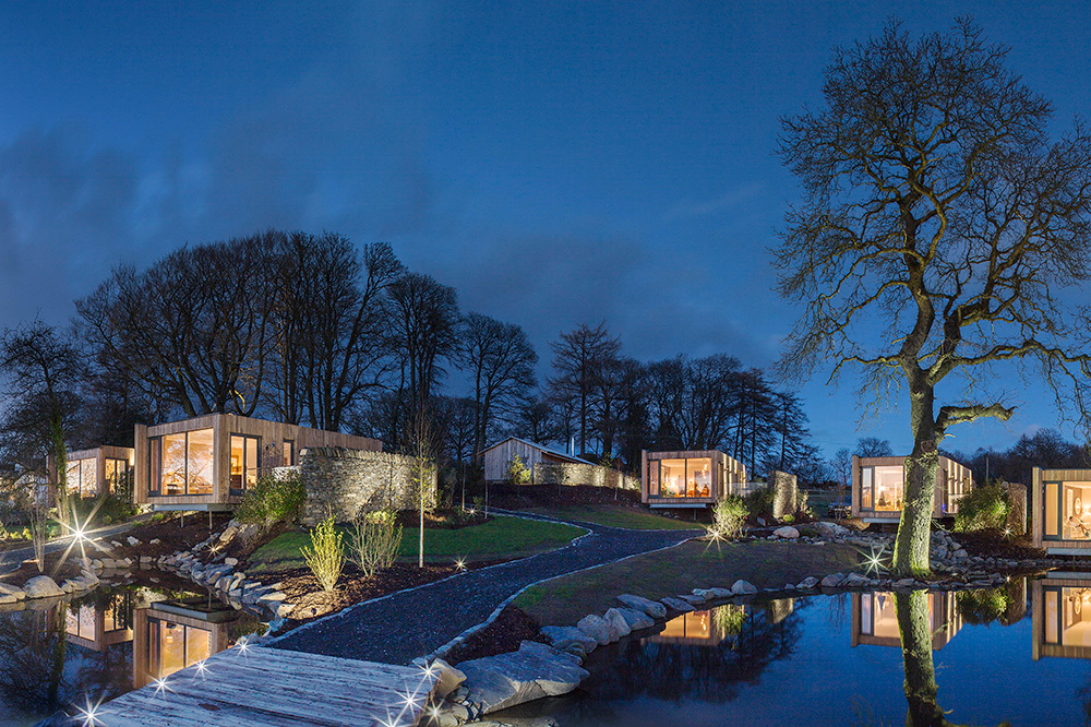 Gilpin Hotel and Lake House in Windermere, England
