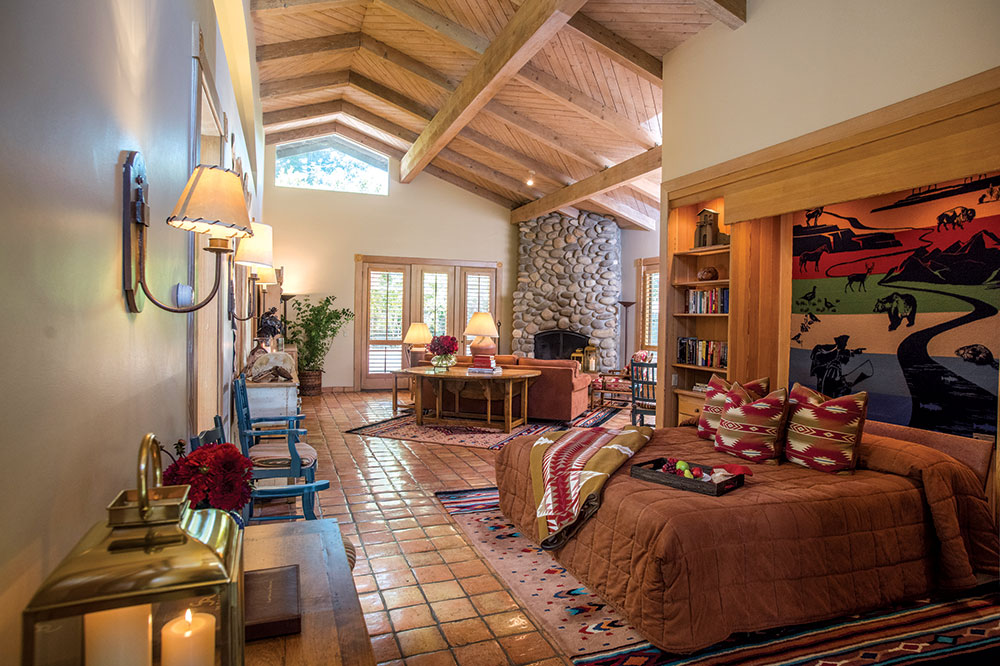 The Grand Suite at the Alisal Guest Ranch & Resort