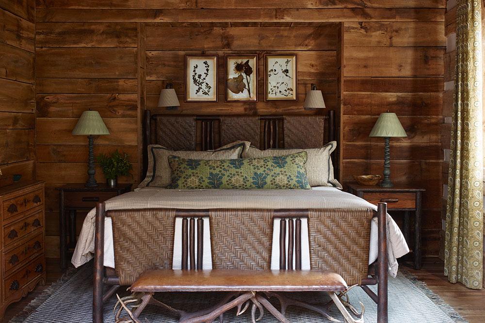 The Green Drake Cabin at Taylor River Lodge