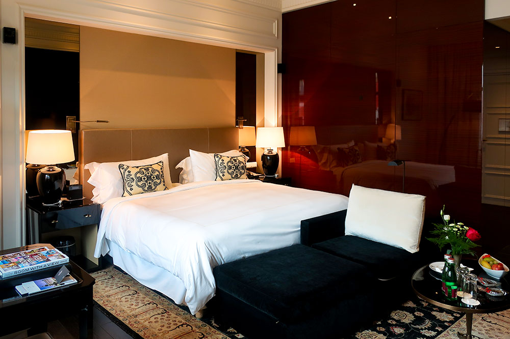 Grand Deluxe Guest room at Hotel Bristol