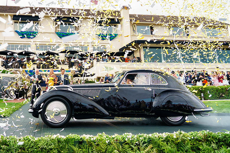 American Concours d'Elegance: Fine Cars, Beautiful Settings