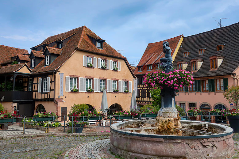 Newly Recommended Hotels in Alsace, France