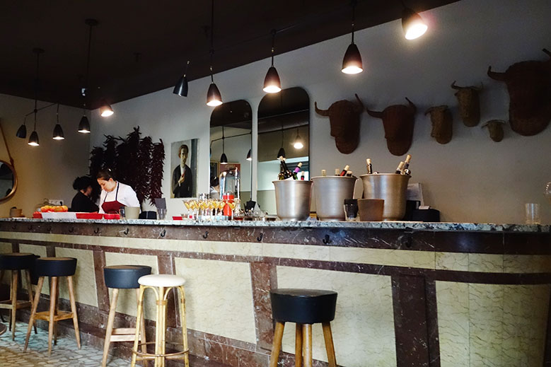 The Serendipitous Discovery of a Lively Tapas Bar in Madrid
