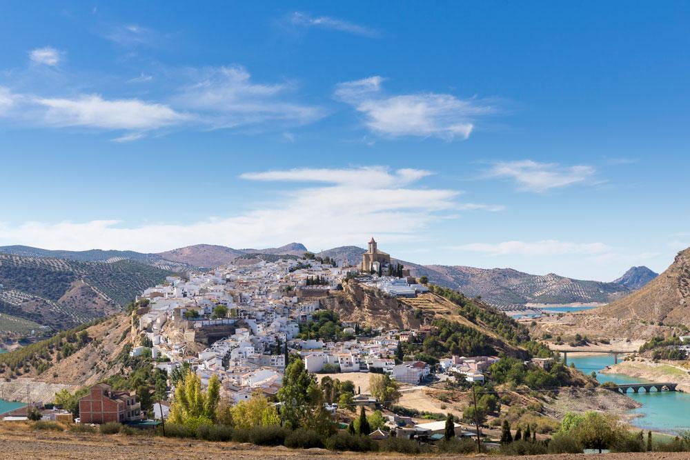 Iznájar, Spain