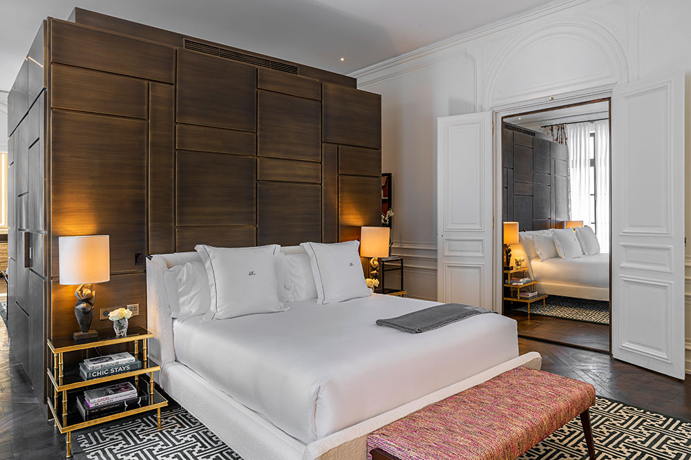 J.K. Master Suite at the J.K. Place Paris