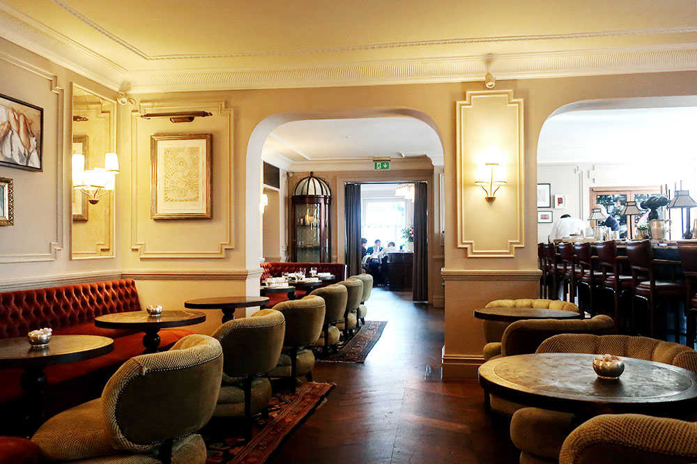 The Piano Bar at Kettner's Townhouse