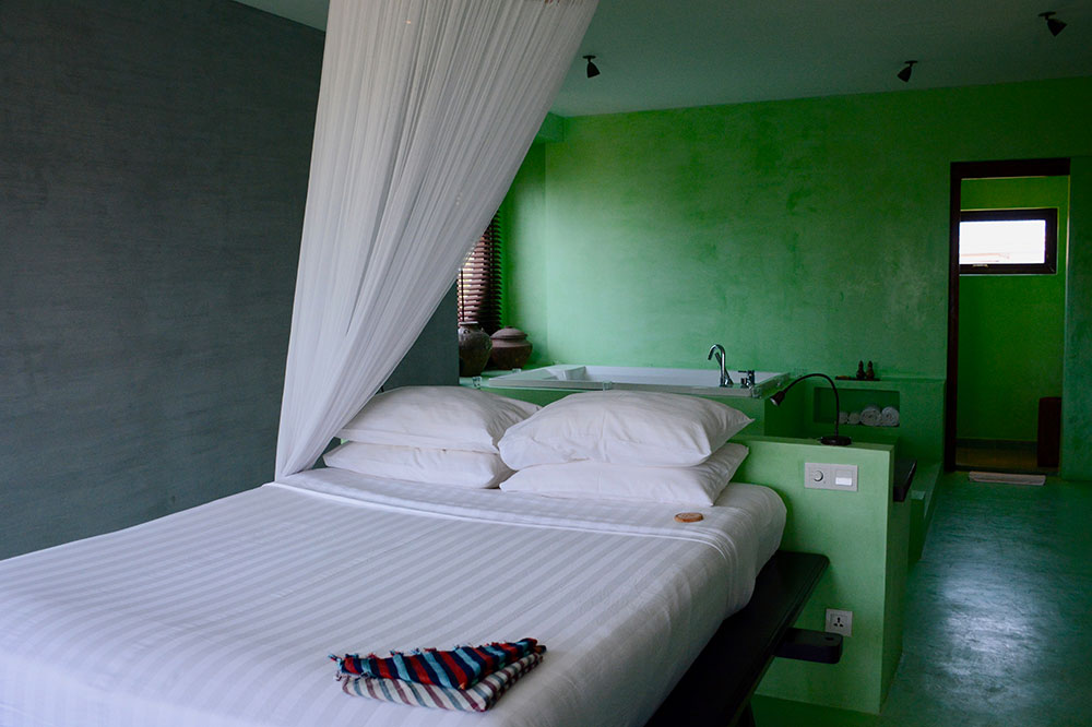 Our suite at Knai Bang Chatt