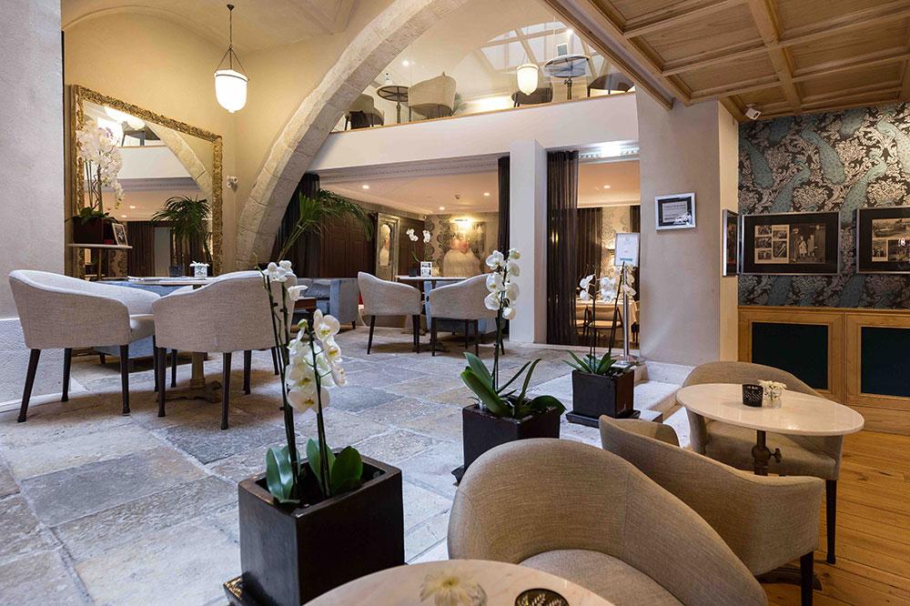 Audrey's restaurant at Santiago de Alfama