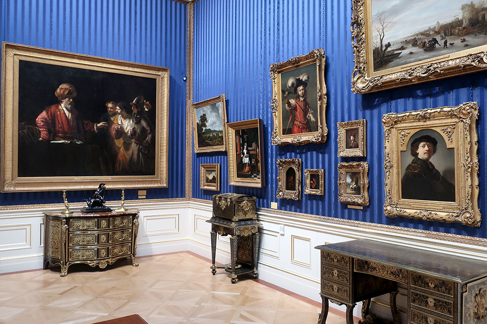 The East Gallery of The Wallace Collection
