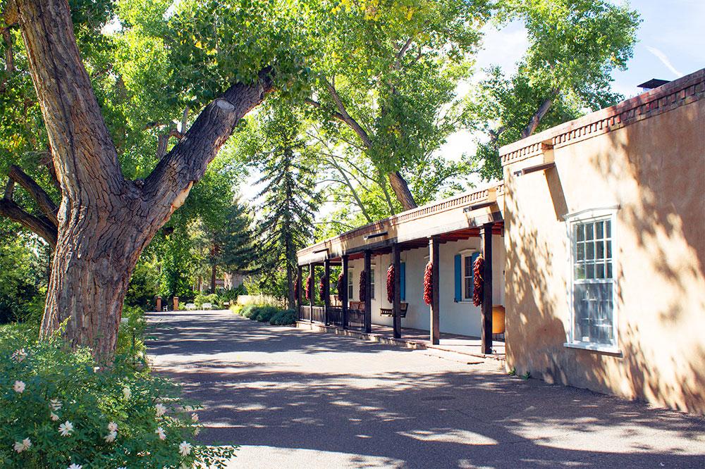 Los Poblanos: Historic Inn & Organic Farm in Los Ranchos de Albuquerque, New Mexico