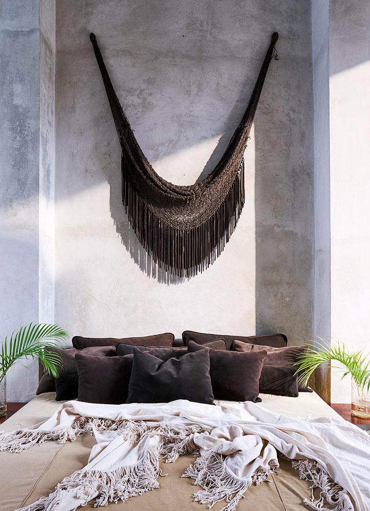 A lounge room at Mesón de Malleville