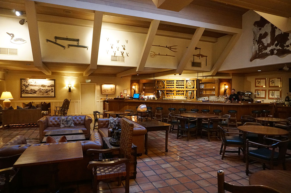 The Oak Room at the Alisal Guest Ranch & Resort