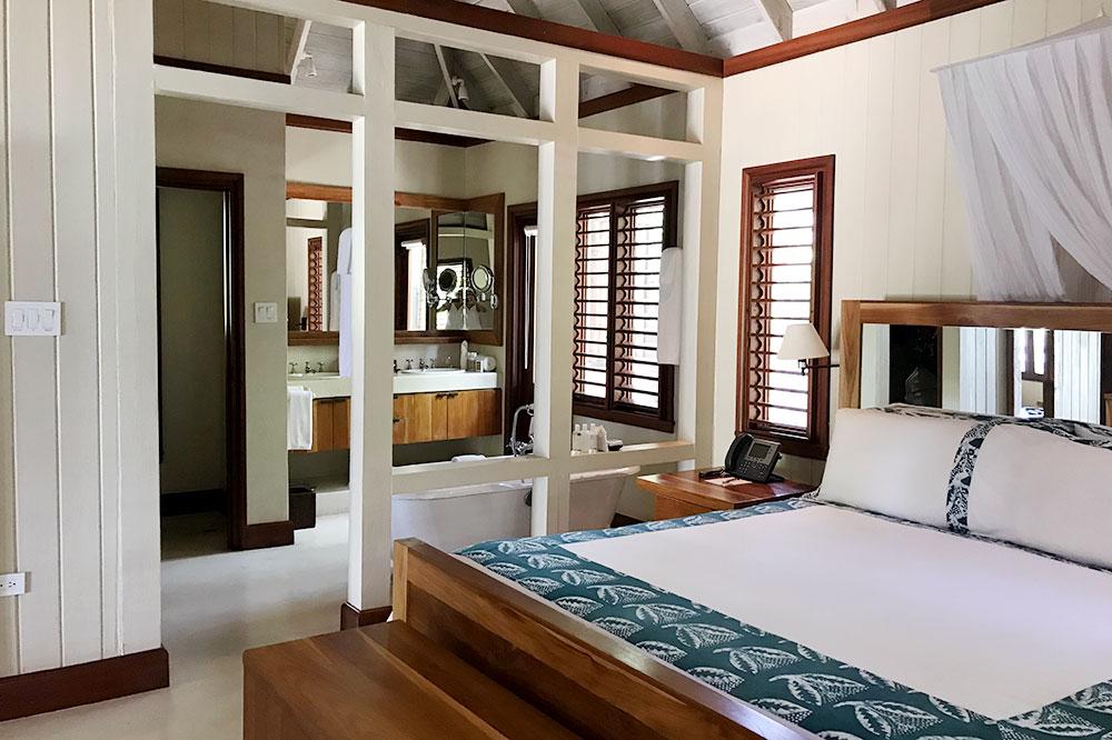 Our Beach Villa at GoldenEye in Oracabessa, Jamaica