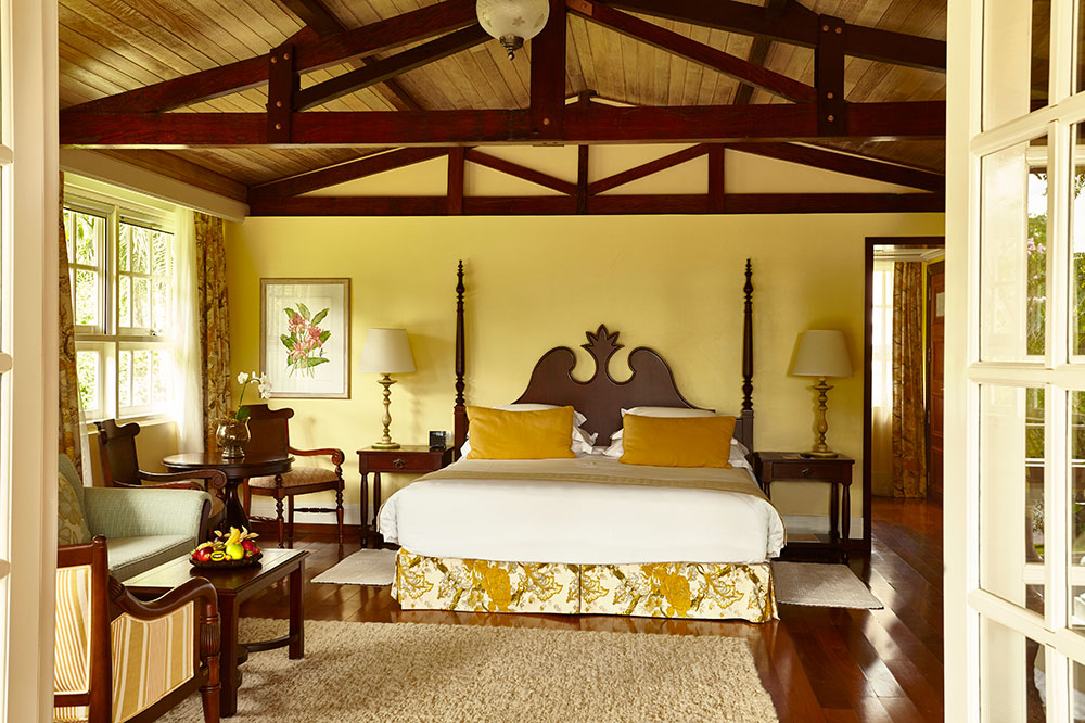 A suite at Belmond Hotel das Cataratas
