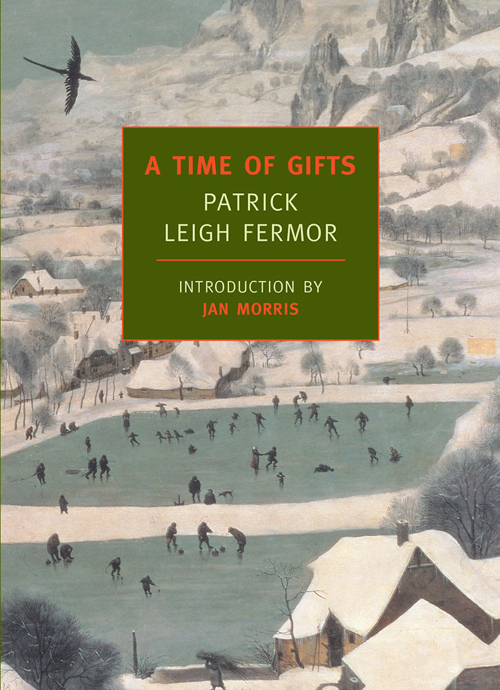 """A Time of Gifts""  by Patrick Leigh Fermor"