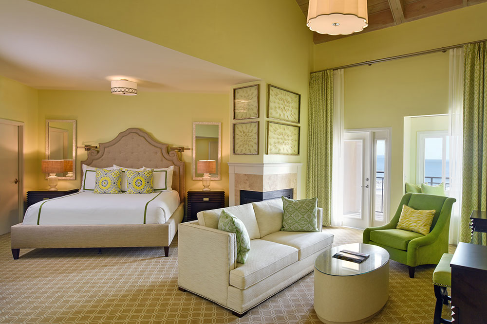 The Ocean Suite at Ponte Vedra Lodge & Club in Ponte Vedra Beach, Florida