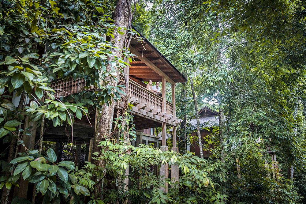 Rainforest Villa at The Datai Langkawi in Kedah, Malaysia