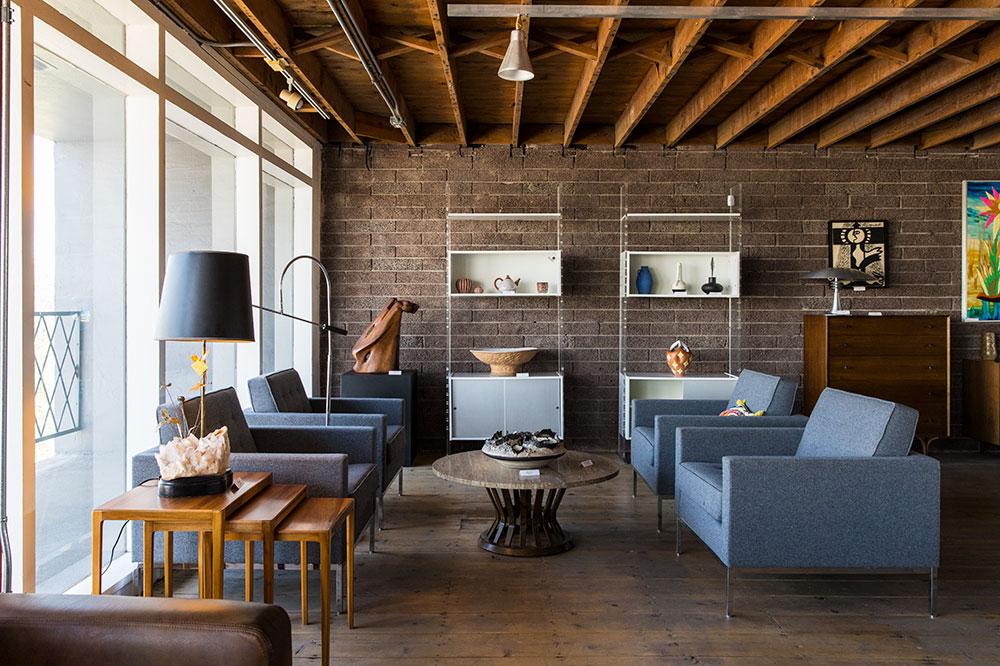 Red Modern Furniture in Phoenix
