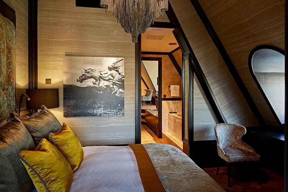 The Rooftop Loft Suite at Hotel TwentySeven