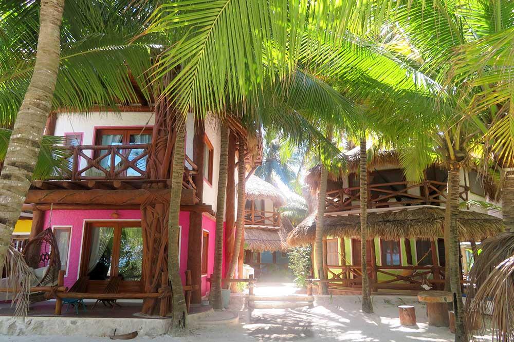 Casa Las Tortugas in Isla Holbox