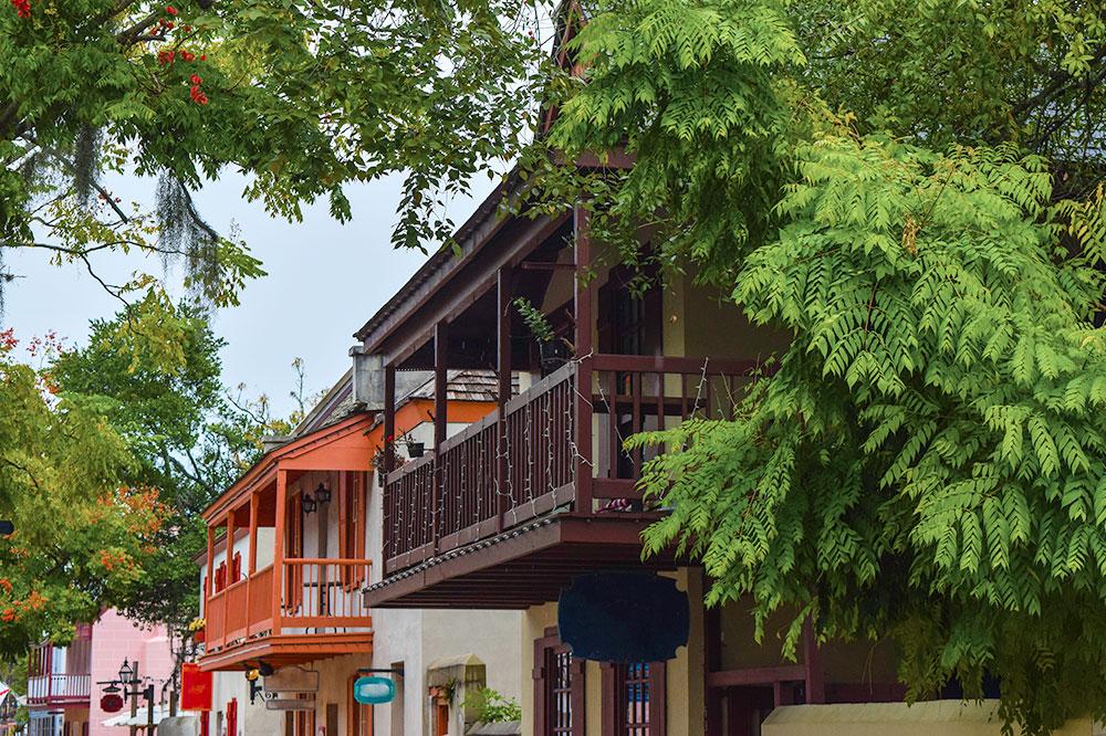 The Colonial Quarter