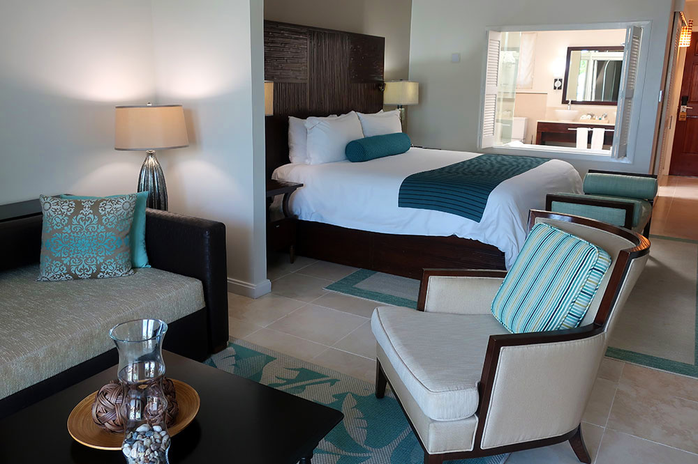 Our Seagrape Beach Suite at Spice Island Beach Resort