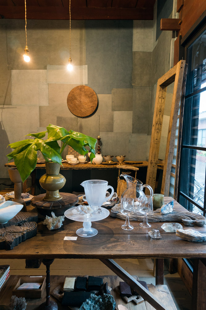 Home goods by local designers on display at Stardust