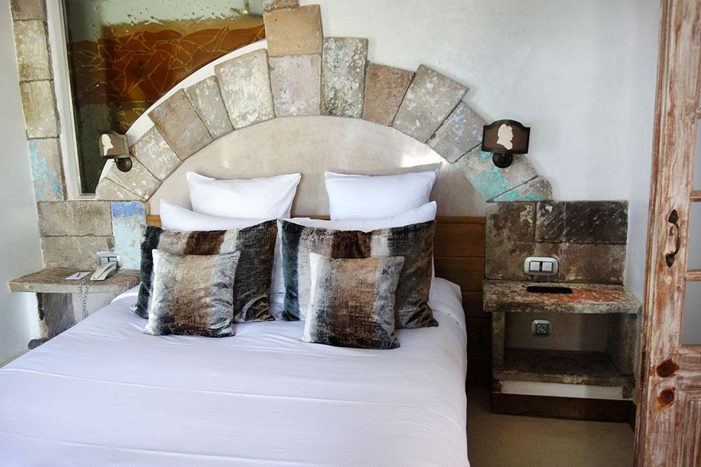 Our suite at U Capu Biancu