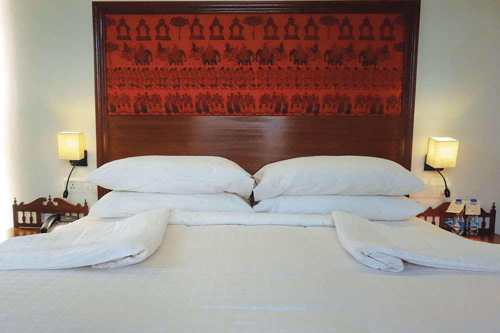 The most comfortable bed in Tamil Nadu