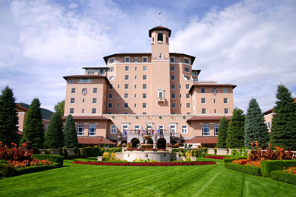 The Broadmoor in Colorado Springs, Colorado