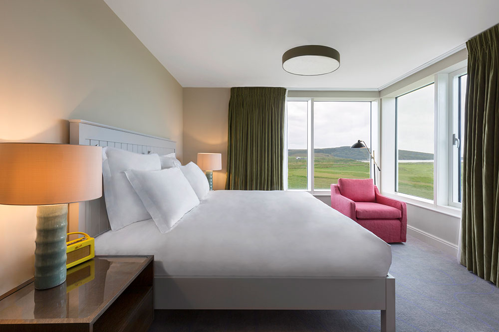 The Ben Hogan Duplex Suite at The Machrie