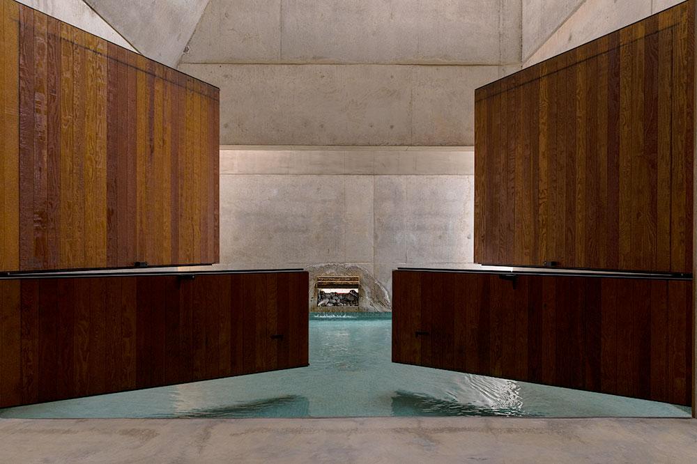 The spa at Amangiri