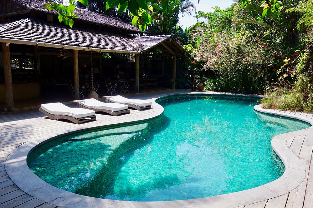 The pool at UXUA Casa Hotel