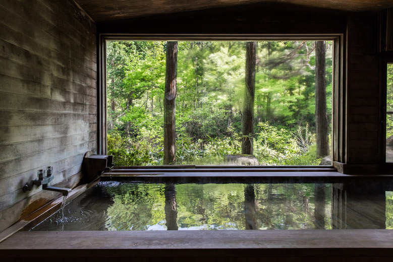 Soaking Up Japan: A Tour of New and Classic Onsen Ryokan