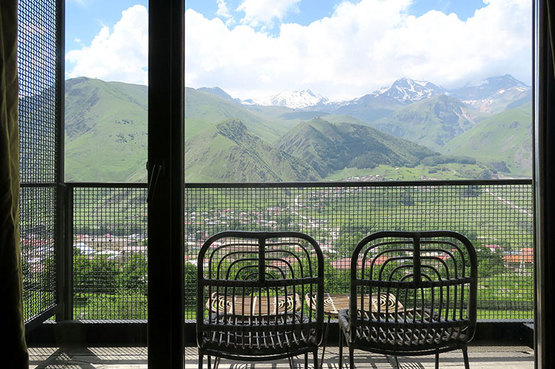 Rooms Hotel Kazbegi