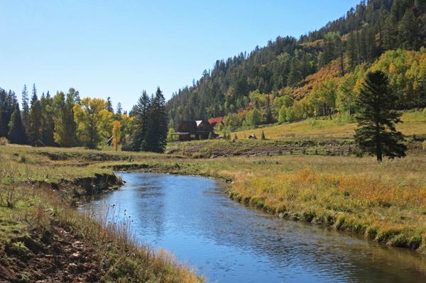 Cresto Ranch, Dolores, Colorado
