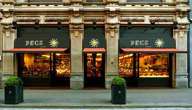 Gastronomy gourmet heaven at milan 39 s peck for Milan food market