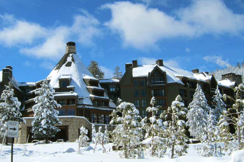 A Lake Tahoe Family Ski Vacation