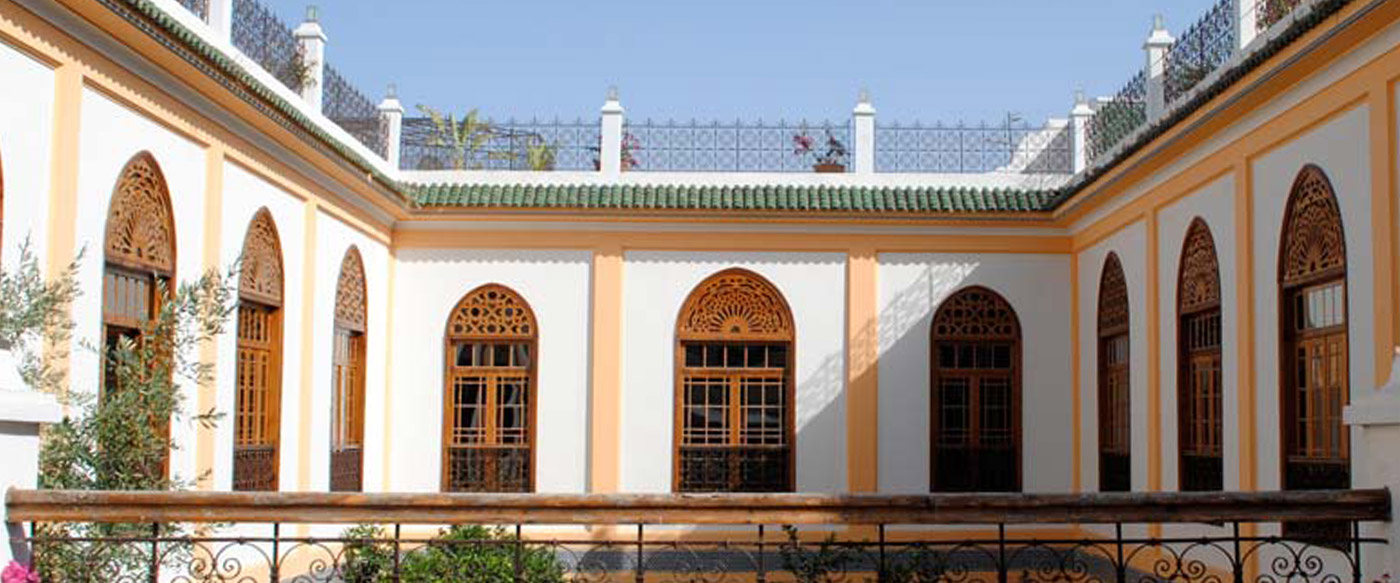 the moorish splendors of marrakech and andalusia