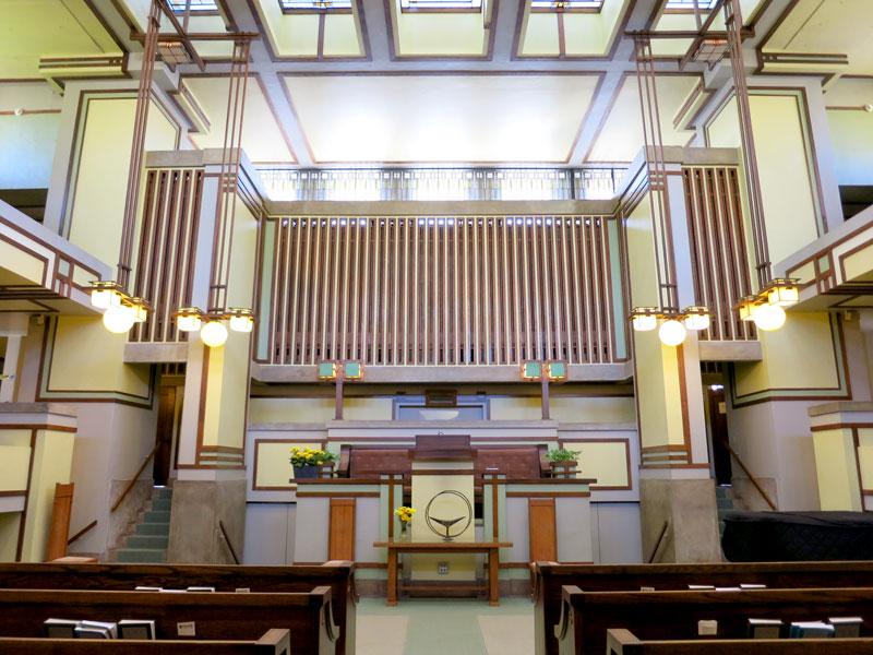 Architect Andrew Lloyd Wright: Frank Lloyd Wright