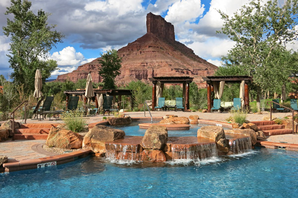 Gateway Canyons Resort, near Colorado National Monument
