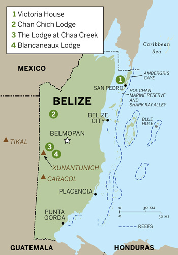 Belize Family Vacations - Belize vacations